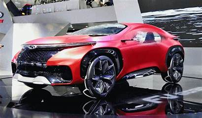 Beijing Chinese Concepts Cars Concept Daily China
