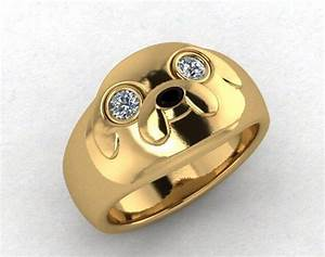top 10 nerdy engagement rings With wedding rings for nerds