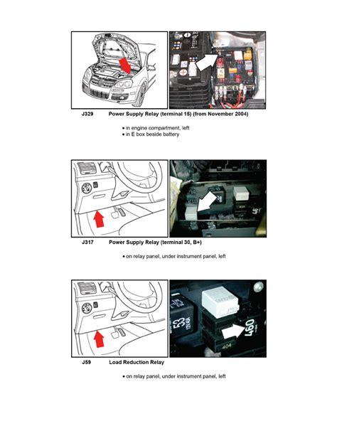 Volkswagen Workshop Manuals > Jetta L5-2.5L (BGP) (2006 ...