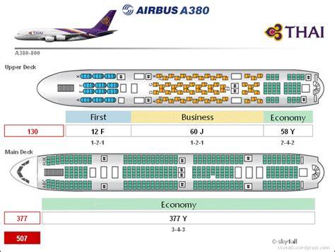 siege a380 emirates airbus a380 cabin configuration
