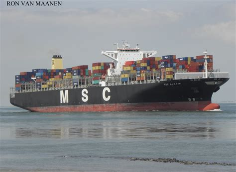 Ship Ex by Warshipsresearch Norwegian Container Ship Ex E R Altair
