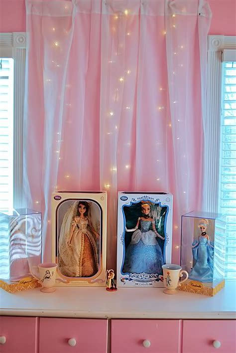 curtains with lights 10 images about princess bedroom ideas on
