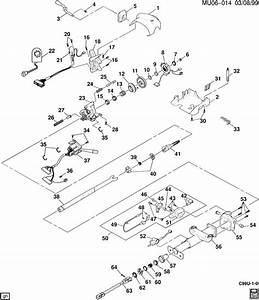 Chevrolet Tilt Steering Column Parts Pictures To Pin On Pinterest