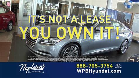 Napleton Hyundai West Palm by Napleton S West Palm Hyundai