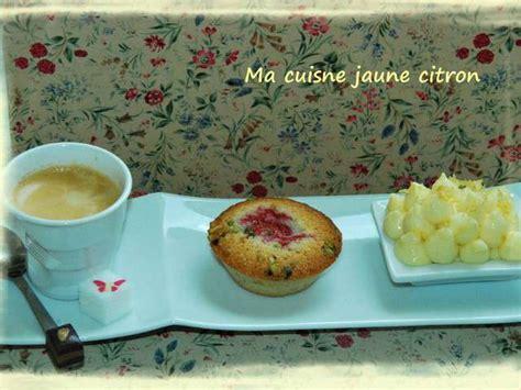 cirons cuisine recettes de café gourmand de ma cuisine jaune citron
