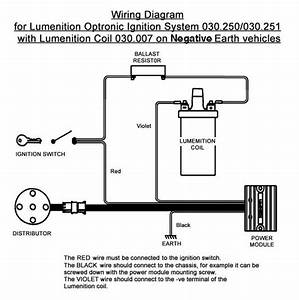 Lumenition Optronic Ignition System For Vintage  U0026 Classic Cars