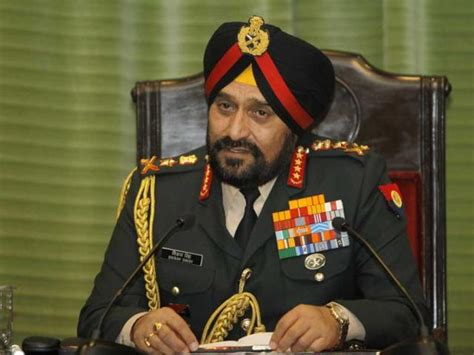 india  avenged loc murders  army chief india