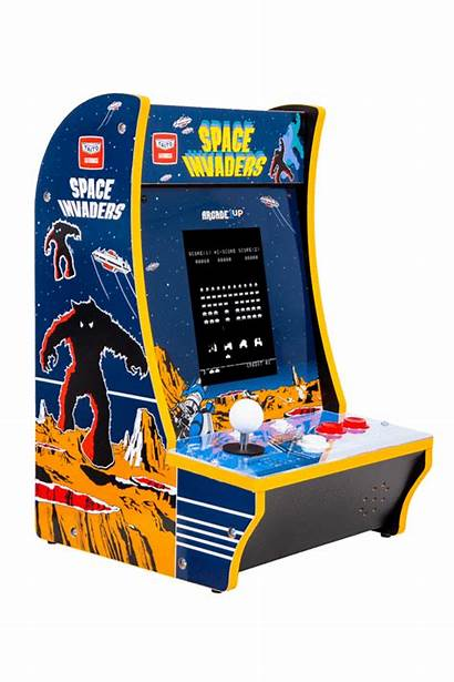 Counter Space Cade Invaders Arcade1up Arcade Pac