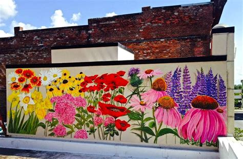 wallpaper murals for flowers whales and brilliant blues murals color