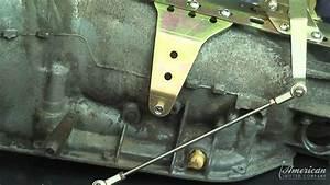 Turbo 400 Kickdown Switch