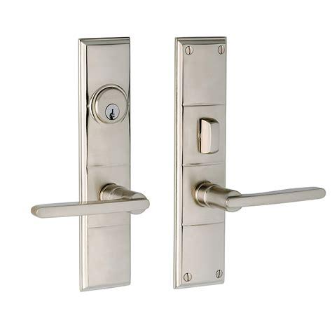 Modern Exterior Door Hardware Marceladickcom