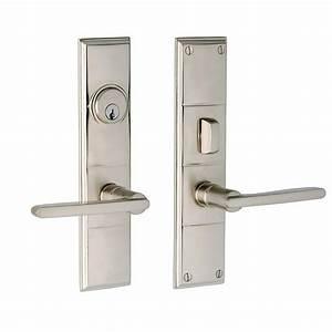 Modern exterior door hardware marceladickcom for Exterior door hardware