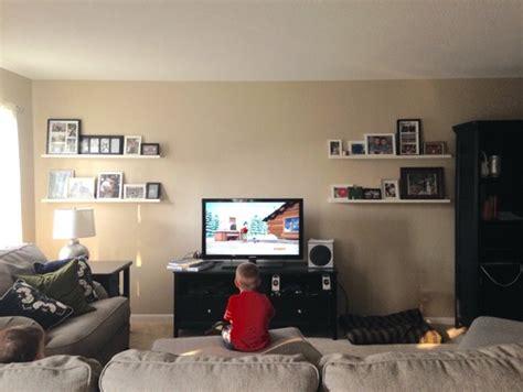 decor above tv decor above tv