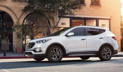 hyundai santa fe se ultimate colors release date