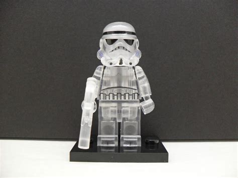 star wars leg l custom star wars transparent clear stormtrooper