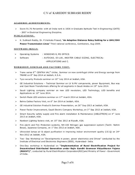 Mep Resume by Resume Electrical Engineer Mep 9 Years Exp