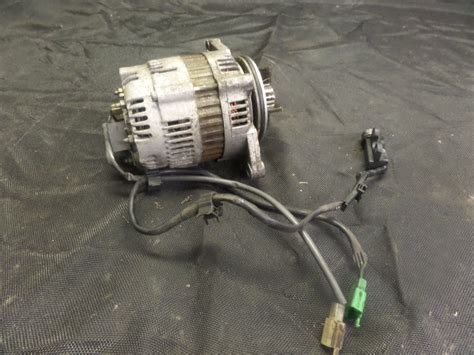 1988 Honda Gl1500 Goldwing Alternator Coil Generator Lr140
