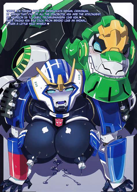 hentai female transformers