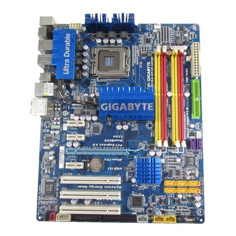 Gigabyte GA-EP45-UD3R REV 1.0 LGA775 Motherboard Without I ...