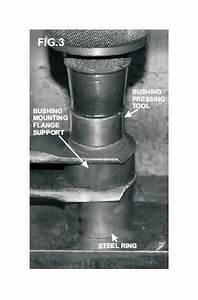 How To Install Whiteline Front Lower Control Arm Bushing
