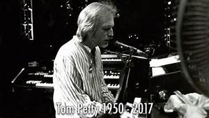 American Rock and Roll Legend Tom Petty Dies at 66; Live ...