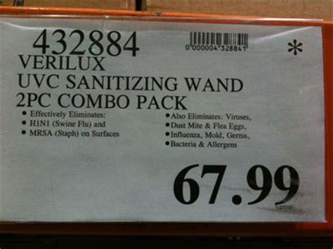 Verilux UVC Sanitizing Wand