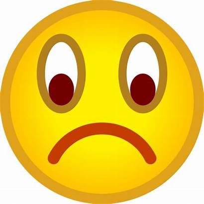 Feeling Bad Sad Clipart Face Feelings Cliparts