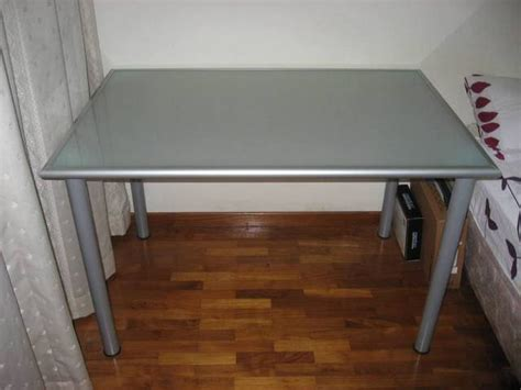 ikea laiva desk singapore ikea desk with glass table top for sale in singapore