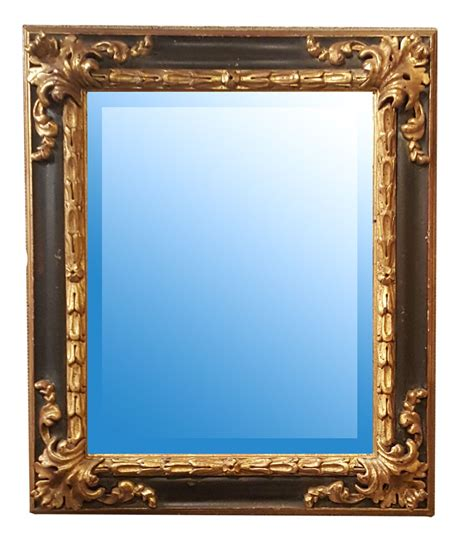 ornate style baroque framed beveled mirror medium large size quality ebay