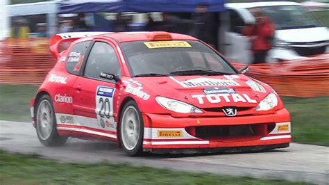 peugeot 206 rally peugeot 206 wrc perfect car to celebrate the new year 39 s
