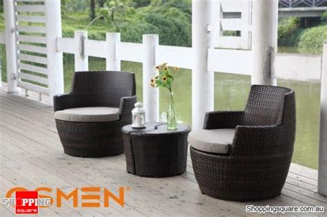 osmen lerida wicker outdoor furniture balcony setting