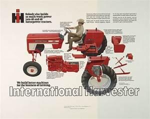 1586 International Harvester Fuel Tank Diagram