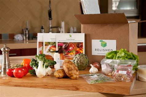 Relished Meal Delivery Giveaway