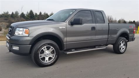 05 Ford F150 by Sold 2005 Ford F 150 Fx4 Cab 4x4 91k 5 4 Shadow