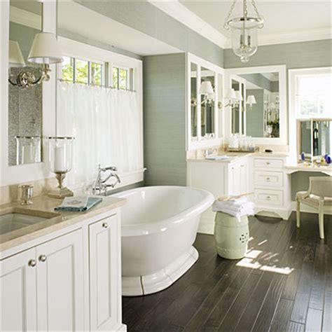 polished master bath luxurious master bathroom design ideas southern living - Southern Bathroom Ideas