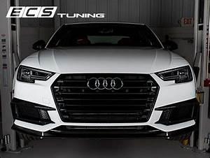Audi S4 B9 : ecs news ecs carbon fiber grille overlays audi b9 s4 ~ Jslefanu.com Haus und Dekorationen