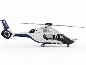 Airbus Helicopter H160 3D Model rigged MAX 3DS FBX C4D LWO ...