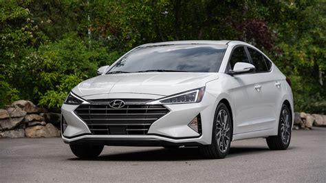 Refreshed 2019 Hyundai Elantra Starts At $17,985 Motortrend