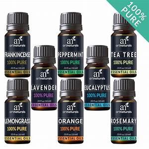 Artnaturals  100  Pure Essential Oil Set  8