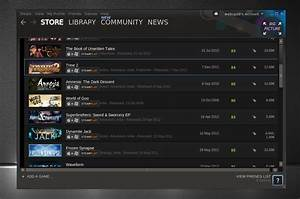 steam for linux download the first ubuntu like skin With steam for ubuntu