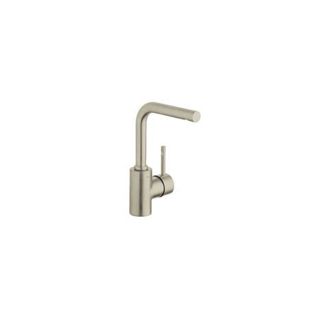 grohe essence bathroom faucet brushed nickel faucet 32137en0 in brushed nickel by grohe