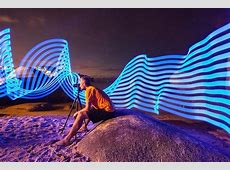 7 Killer Light Painting Tips For Epic Night Images
