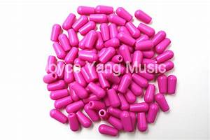 Niko 100pcs Purple 3 Way Switch Toggle Tips Caps For Lp