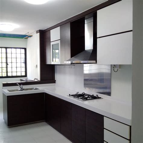 kitchen cabinet hdb hdb renovation at yishun st 11 by brilliance brilliance 2538