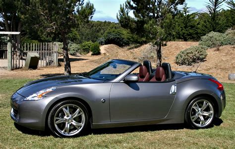 nissan  roadster  drive review