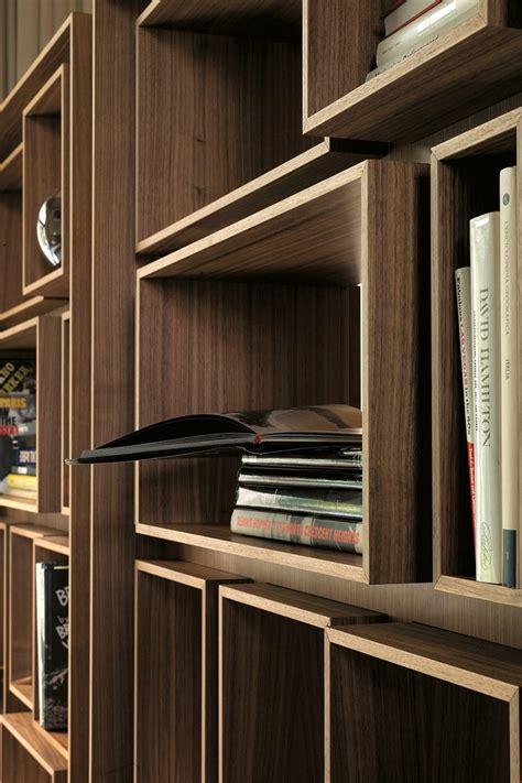 trendy modern bookshelves  unleash warmth  wood