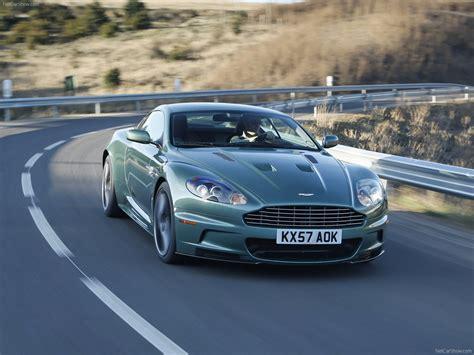 Aston Martin Dbs Racing Green Picture # 49825