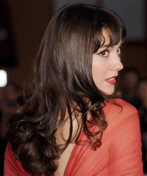 mary elizabeth winstead long wavy formal hairstyle