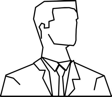 outline   man   clip art  clip art  clipart library