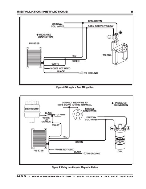 Msd Soft Touch Rev Control Installation User Manual